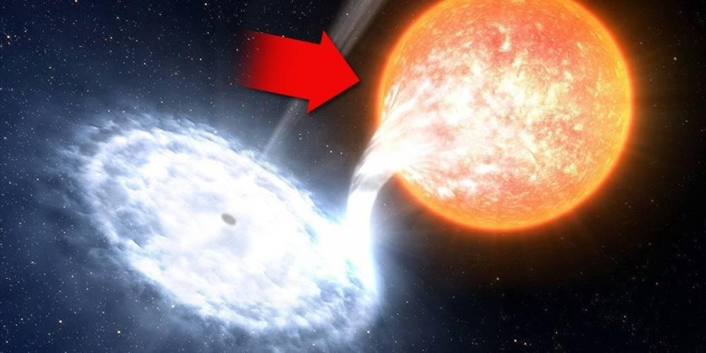 Un espeluznante agujero negro no para de crecer y cada dos días devora un obj..