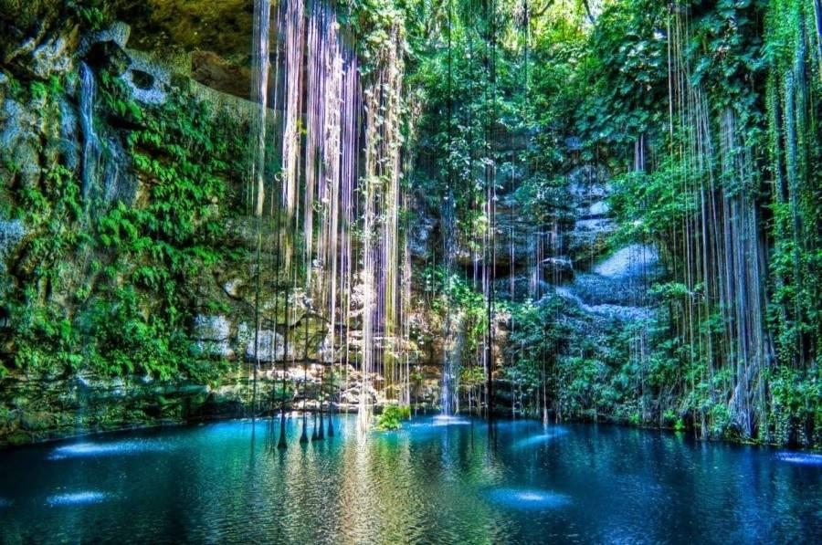 12 piscinas de la naturaleza en las que querrás nadar