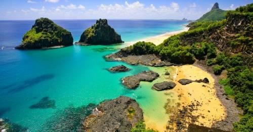 Conoce las islas secretas de Fernando de Noronha
