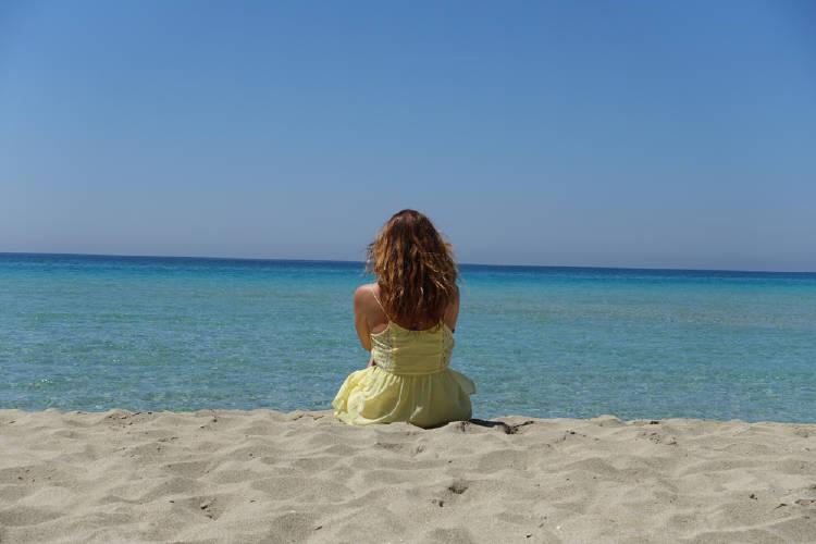 Mirar al mar