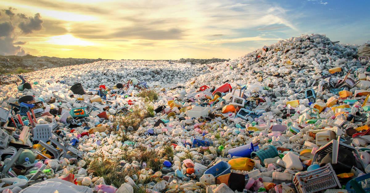Calcularon la cantidad de plástico que generamos a lo largo de la historia