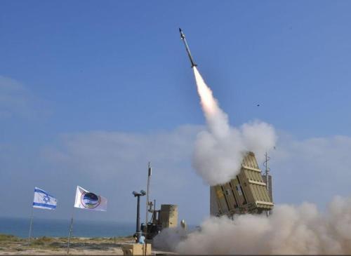 Cómo funciona la Cúpula de Hierro israelí, el sistema antimisiles más efectivo d