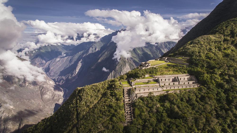 El Parque Arqueológico de Choquequirao, el último refugio de los incas