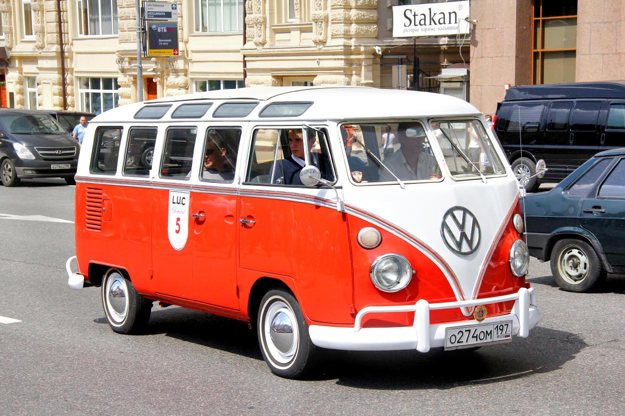 Así es la nueva versión eléctrica de la clásica furgoneta de Volkswagen