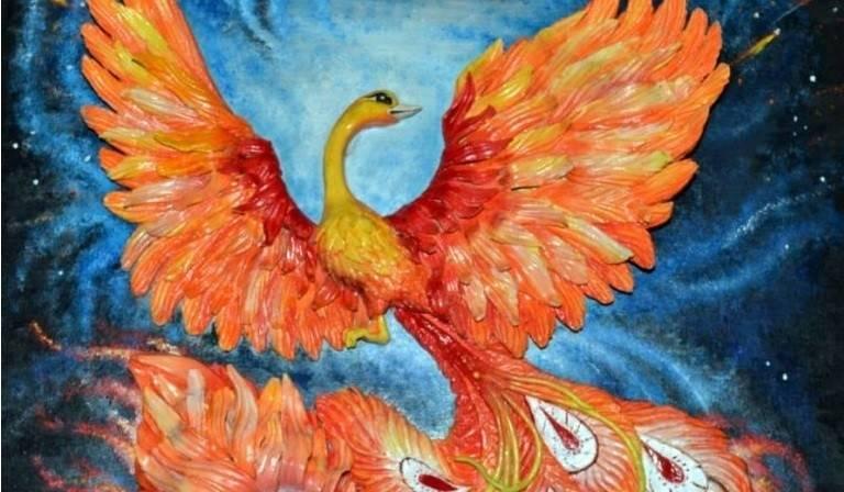 Este es el mensaje escondido detrás del mito del ave fénix