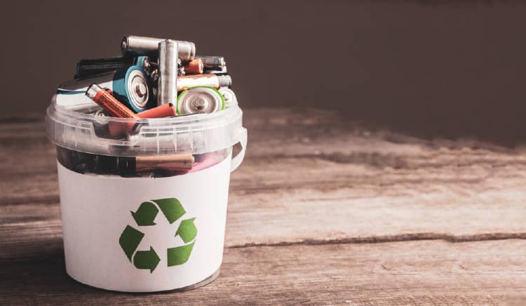 reciclaje de pilas, desechos toxicos contaminantes