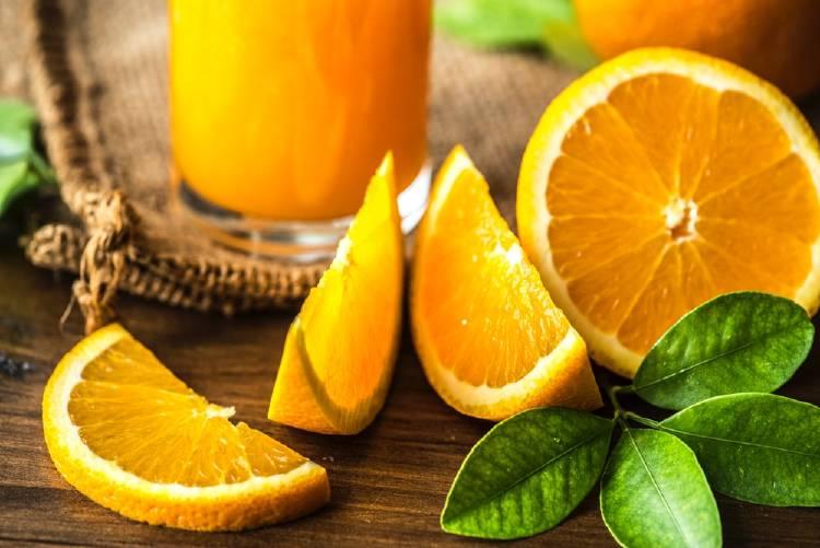cítricos vitaminas