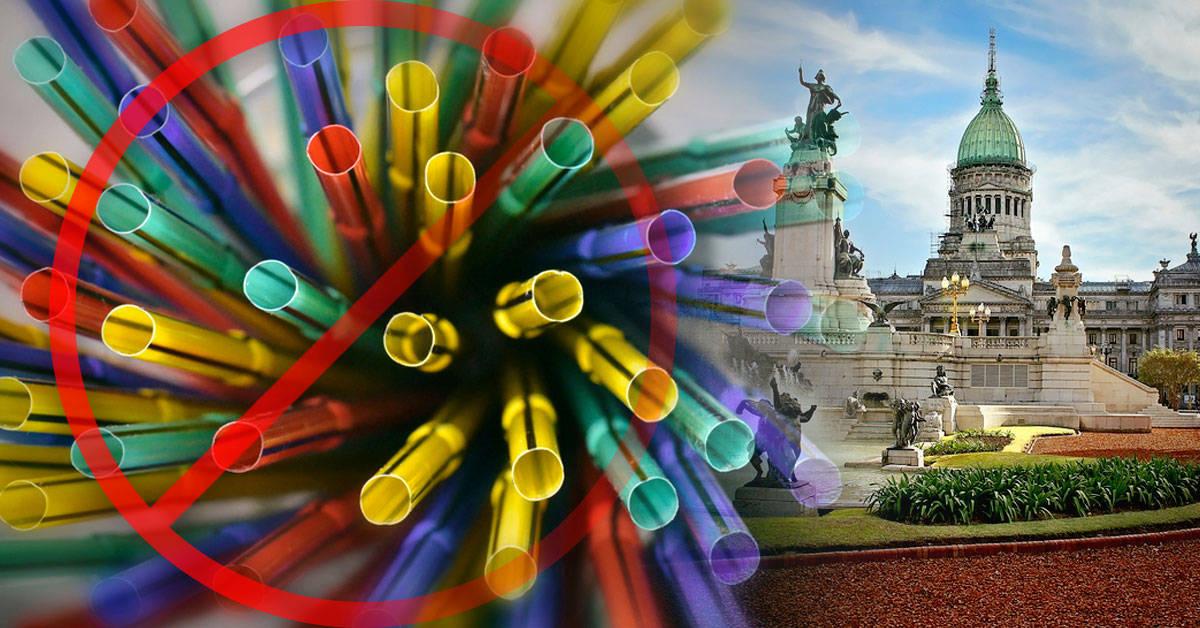 Prohíben los sorbetes en la Ciudad de Buenos Aires