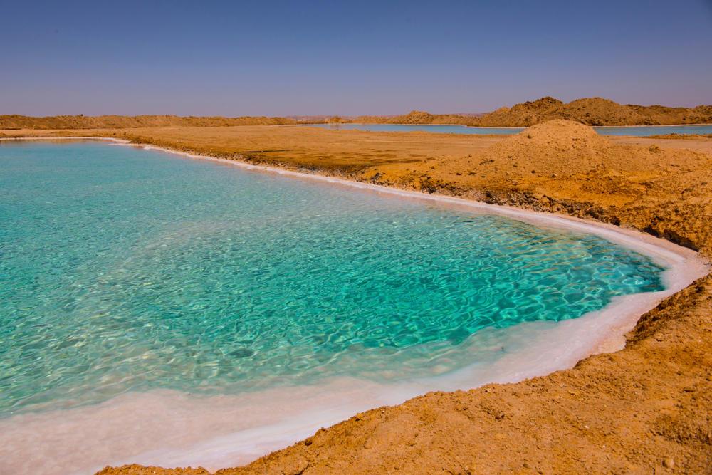 Siwa, el oasis egipcio que sedujo a Alejandro Magno y Cleopatra