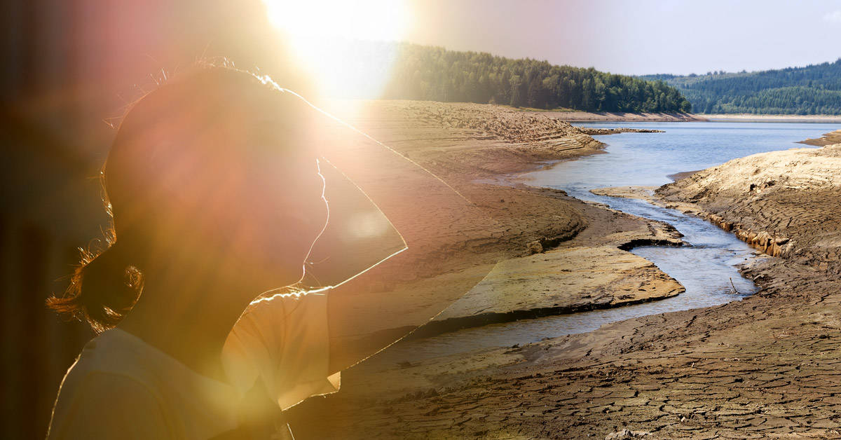 La ola de calor en Europa sigue batiendo récords y ahora se empiezan a secar los ríos
