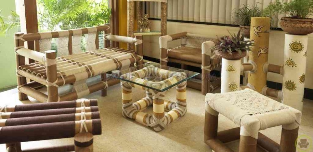Creativas ideas para reciclar tubos de cart n y redecorar - Ideas para reciclar muebles ...