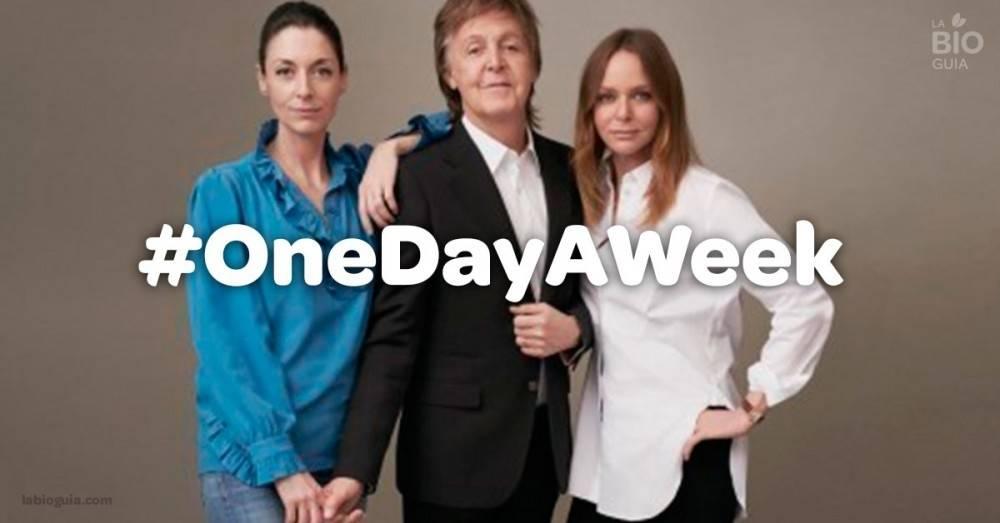 El corto de Paul McCartney y sus hijas invitando a reducir el consumo de carne