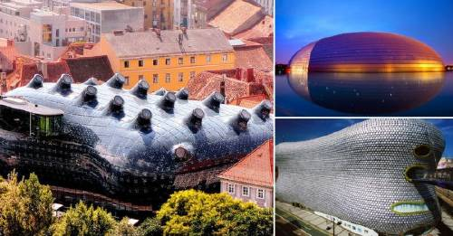 20 maravillosas obras arquitectónicas