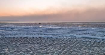 ice balls finland