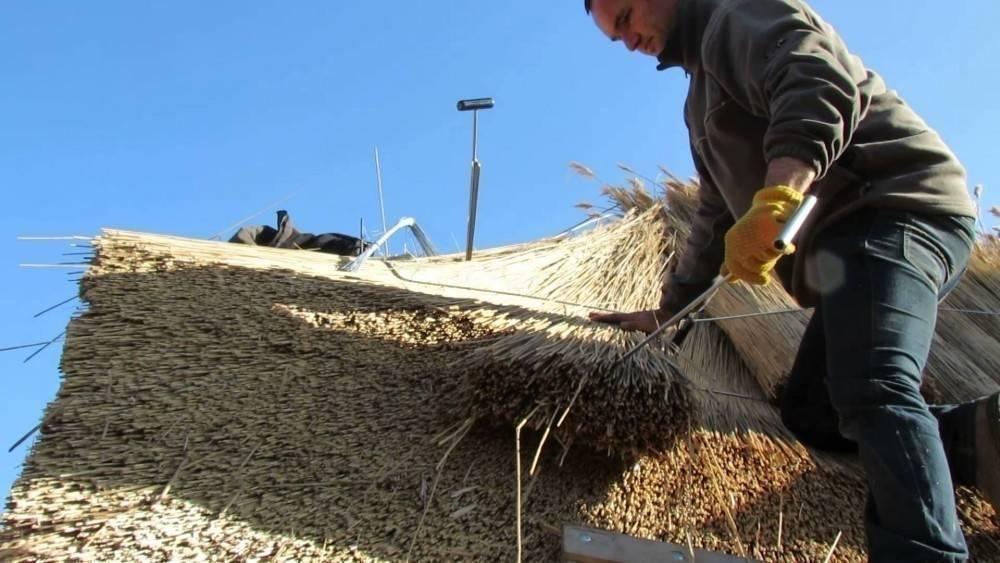 Cómo hacer techos de paja para quinchos o pérgolas de jardín