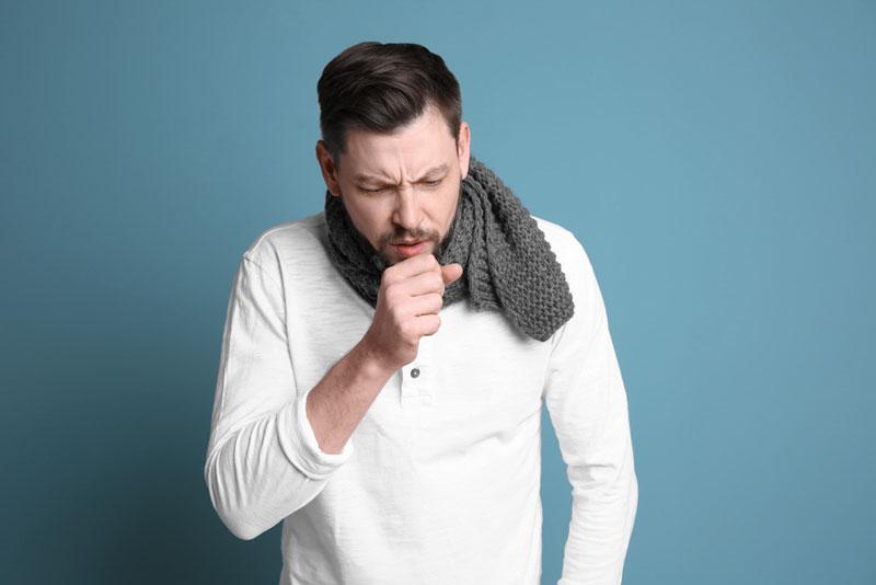 Como drenar la mucosidad en los pulmones