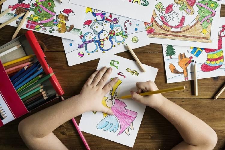 Dibujar ayuda a mejorar la memoria