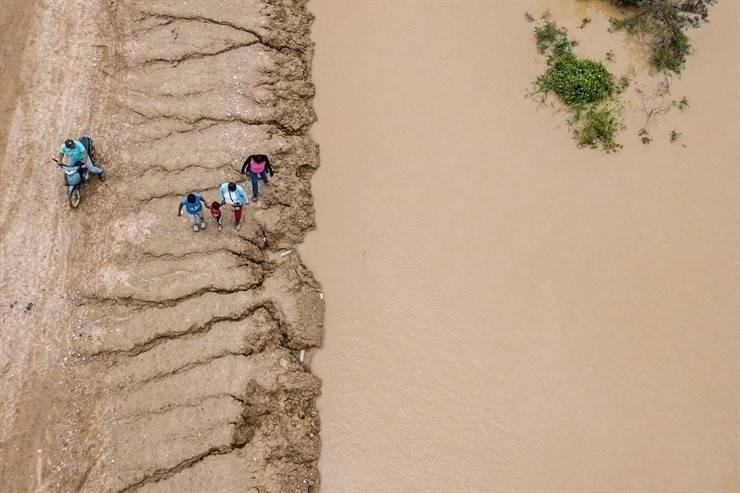 ¿Qué pasó con el río Pilcomayo? Un récord que asusta