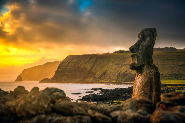 Rapa Nui: uno de los lugares más remotos del planeta