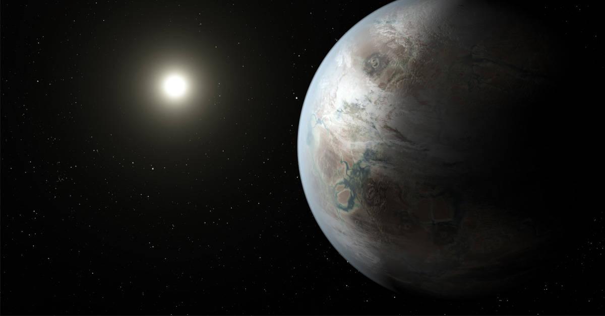 Hallaron agua en el planeta más habitable fuera del sistema solar