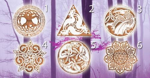 Escoge uno de los símbolos celtas y descubre qué dice sobre tu fuerza interior