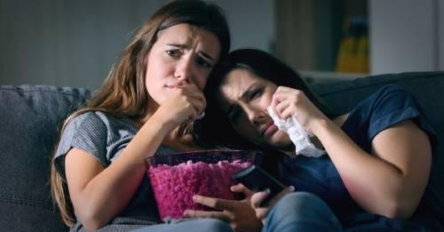 Las personas emocionalmente fuertes lloran con las películas y esta es la razón
