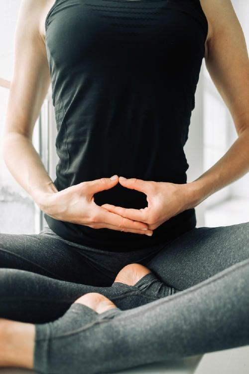 mudra para meditar