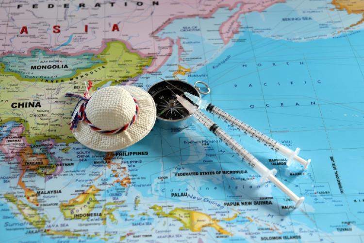 vacuna coronavirus viaje