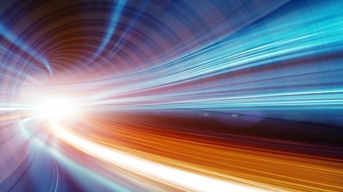 viajar velocidad de la luz