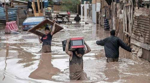 El rescate del unicornio y otras historias de esperanza en medio de las inunda..