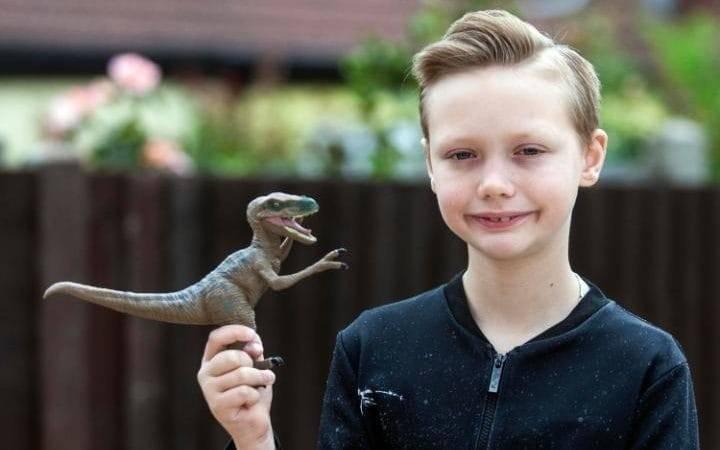 Un niño con síndrome de Asperger corrige un error del Museo de Historia Natu..