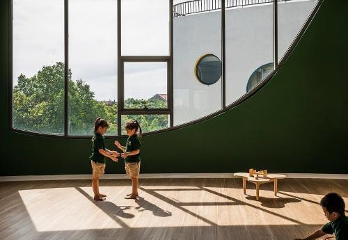 Un espacio estimulante, seguro y sostenible, a través de la arquitectura
