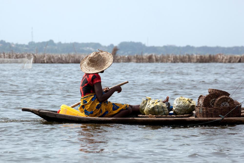 De viaje a la desconocida Venecia de África del Lago Nokoué