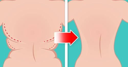 Adiós llantitas y grasa del vientre: con estos trucos se derretirán