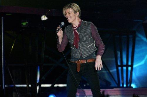 David Bowie shutterstock_1075830425