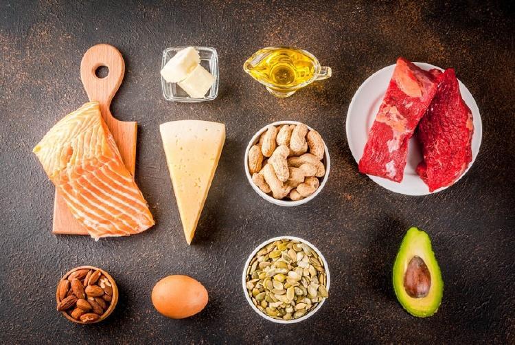 dieta cetogenica low carb