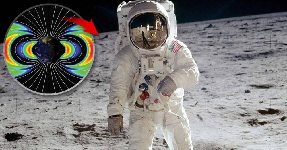 Letal radiación alrededor de la Tierra habría impedido el viaje a la Luna: t..