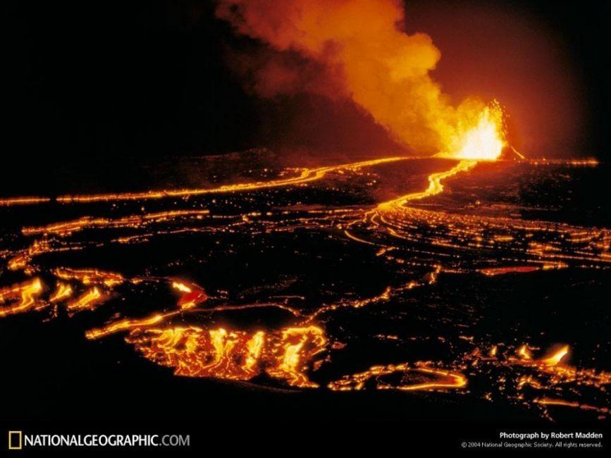Está ubicado en el Parque Natural de los Volcanes de Hawaii, el cual es Patrimonio de la Humanidad de la Unesco