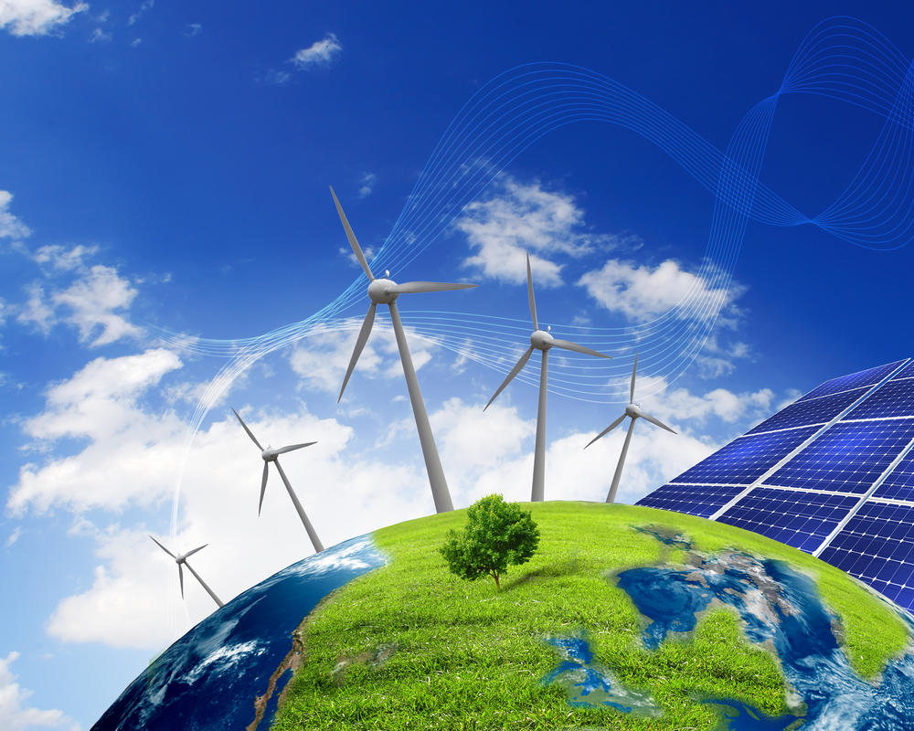 Así es como Estados Unidos podría tener energía 100% renovable