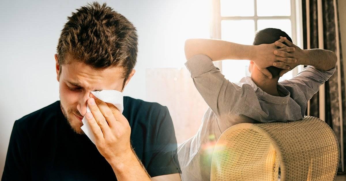 Las personas que lloran una vez por semana viven con menos estrés