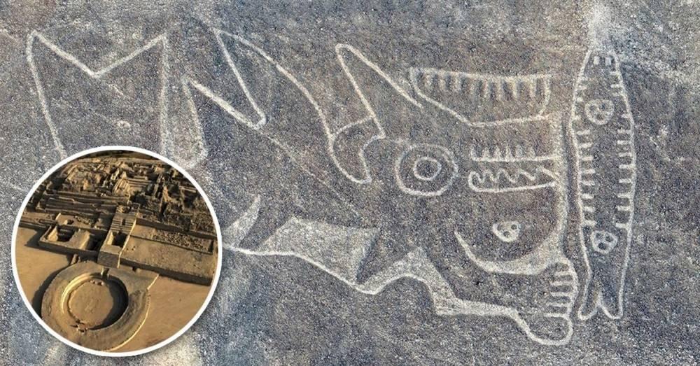 Así son las nuevas y fascinantes figuras de Nazca  descubiertas en Perú