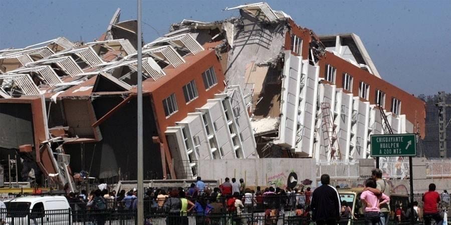 Científicos predicen un gran terremoto en Chile pero no se sabe cuándo ocurr..