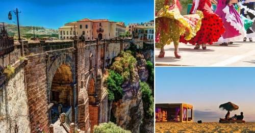 5 razones para visitar Andalucía