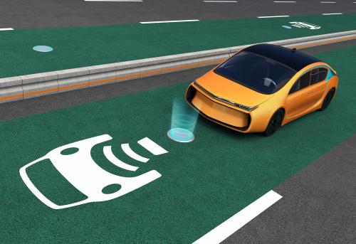 """Israel implementará """"calles inteligentes"""" que permiten recargar los vehículos eléctricos"""