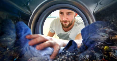 Más de la mitad de los plásticos en el mar provienen de tu lavadora