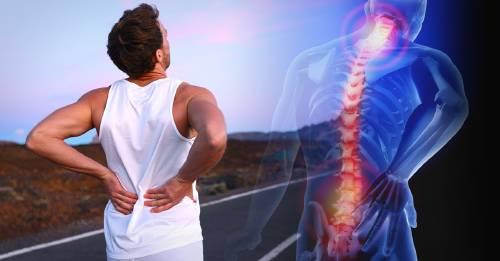 Estos síntomas podrían indicarte que tienes una hernia de disco