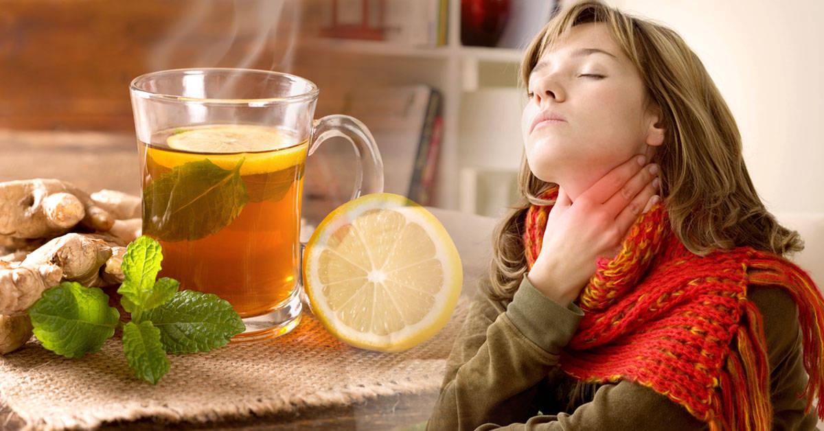 Cómo aliviar las anginas con remedios caseros
