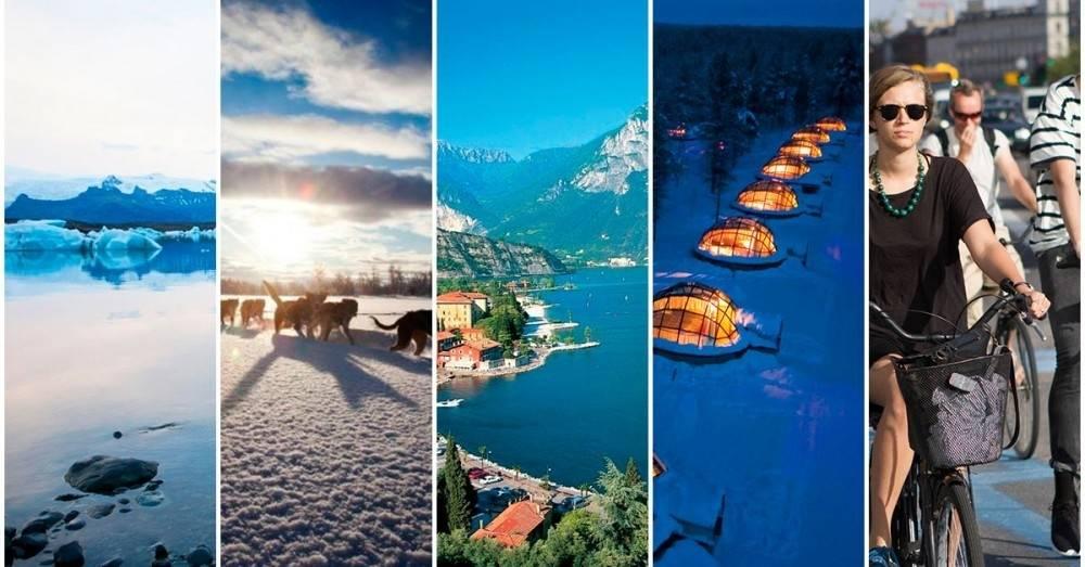 Los 5 lugares más sustentables del mundo para unas vacaciones sin culpas