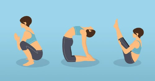 7 ejercicios japoneses que son excelentes para el cuerpo femenino