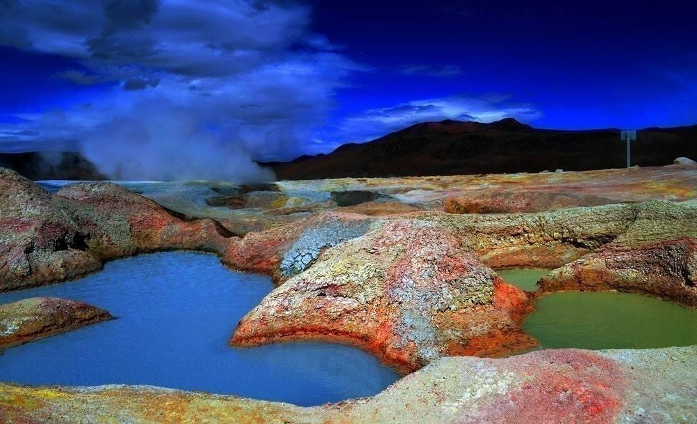10 paisajes de América Latina que se parecen a otros planetas